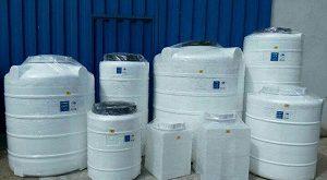 صادرات باکیفیت ترین مخازن پلی اتیلن سه لایه به عراق