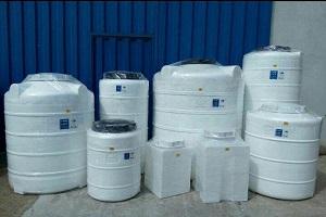 صادرات مخازن پلی اتیلن سه لایه به افغانستان