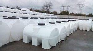 فروش انواع مخازن پلی اتیلن سه لایه