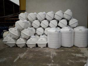 تولید مخازن پلاستیکی 3000 لیتری با کیفیت