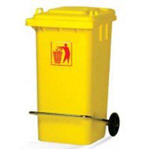 مخزن زباله پلی اتیلن جدید و با کیفیت